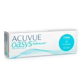 Acuvue Oasys 1-Day with HydraLuxe | 30 lenti