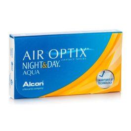 Air Optix Night & Day Aqua | 3 lenti