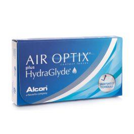 Air Optix Plus Hydraglyde | 3 Lenti