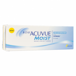 1-DAY Acuvue Moist for Astigmatism | 30 Lenti