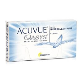 Acuvue Oasys | 6 lenti
